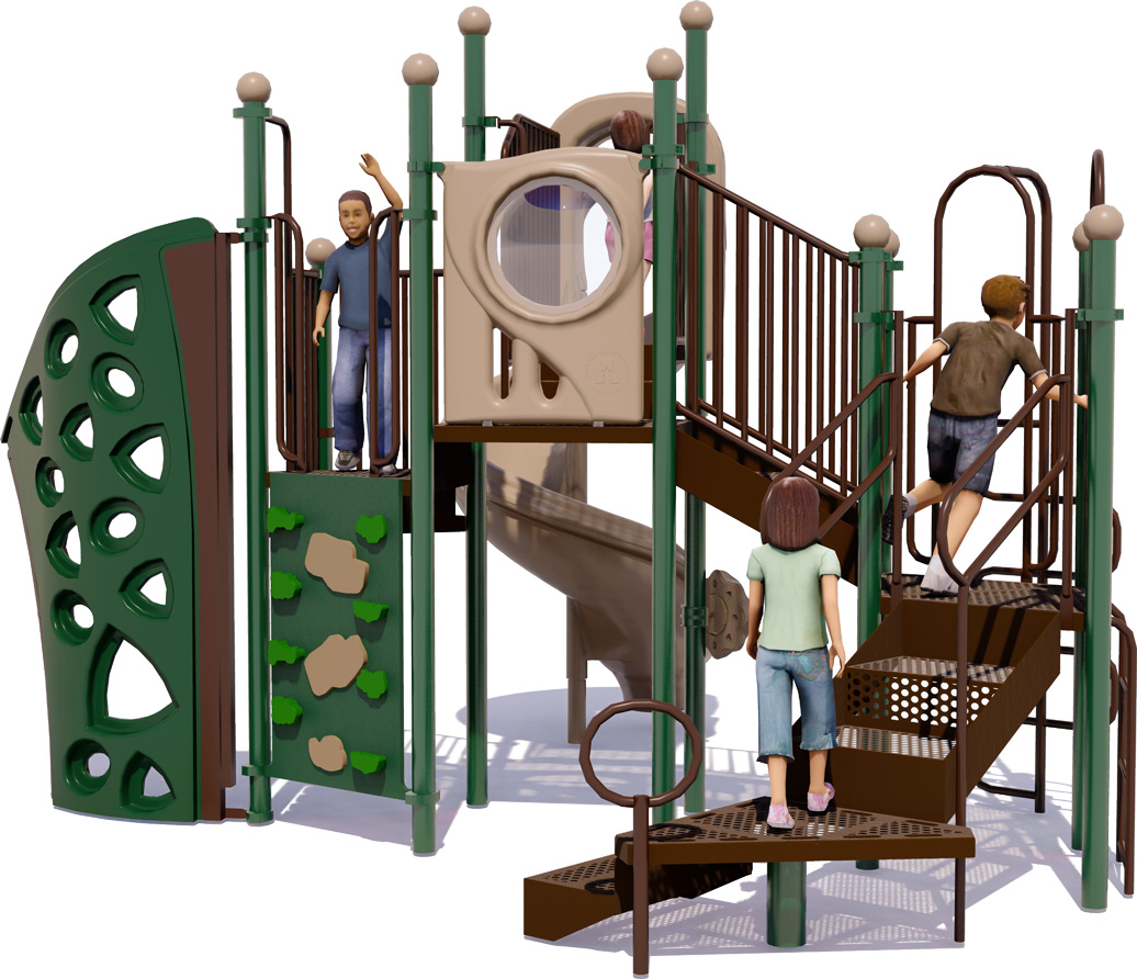Heavenly View - Play Structure - American Parks Company