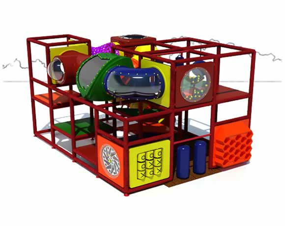 Junior 400 - Indoor Playground - American Parks Company