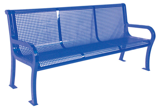 Lexington Bench w/Back