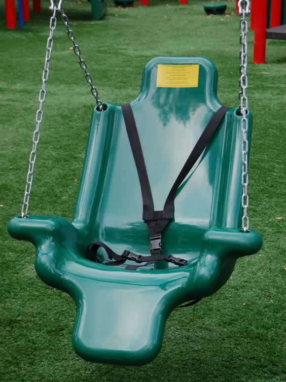 Adaptive Swing Seat Complete With Chain and Harness