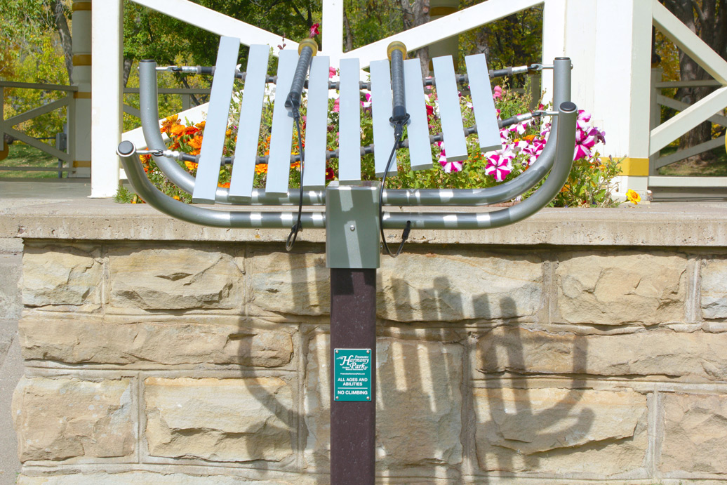 Aria | Musical Playground Equipment | American Parks Company
