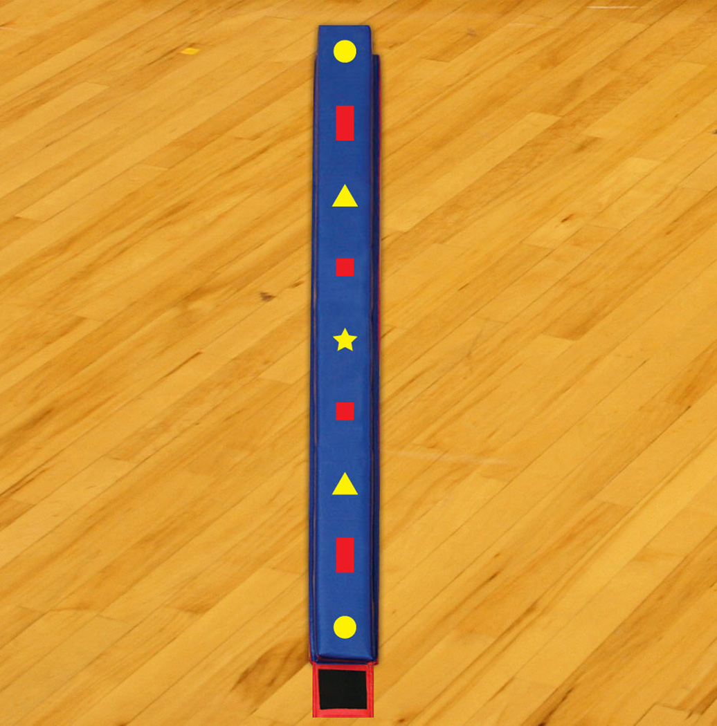 WeeKidz Balance Beam - Shapes