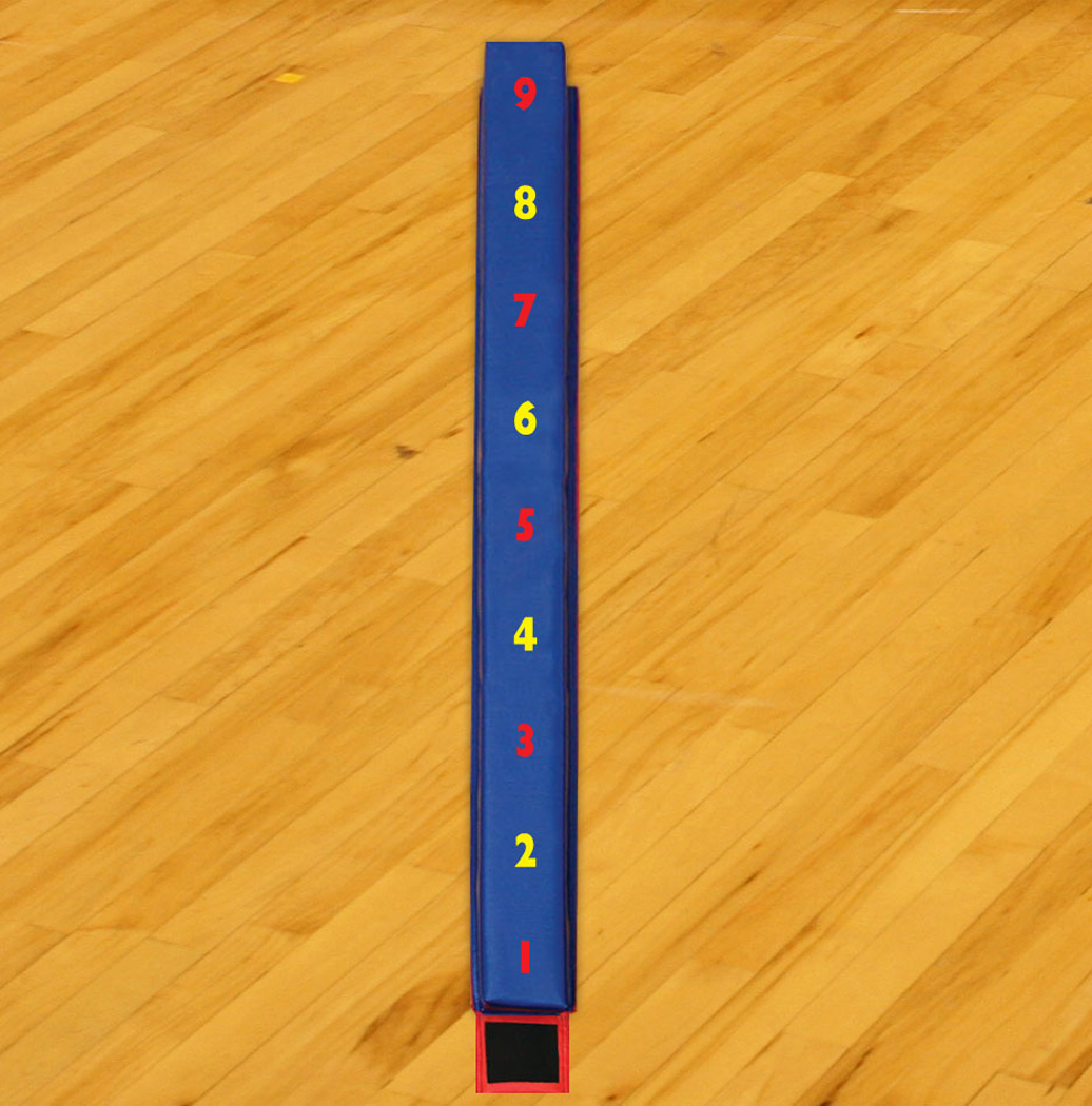 WeeKidz Balance Beam - Numbers