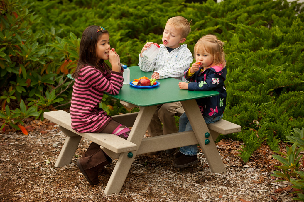 Friendship Table - Site Furnishings - Commercial Playground Equipment