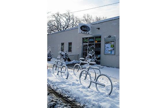 Bike Bike Rack