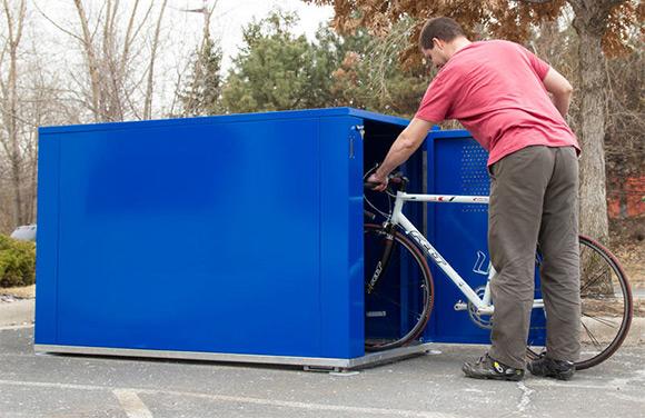 Bike Locker