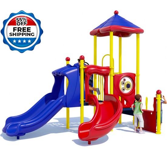 Free Shipping and Fast Delivery - Busy Bee Commericla Playground Equipment