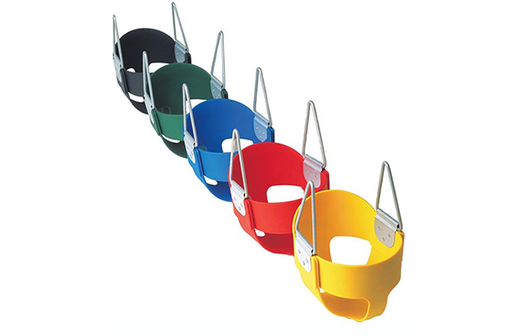 Complete Bucket Seat Package - Replacement Swing Parts - American Parks Company