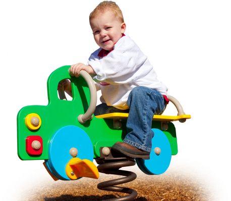 Truck Spring Rider
