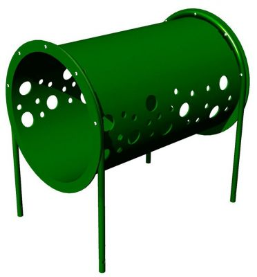 Crawl Tunnel - Independent Play Evens - Commercial Playground Equipment