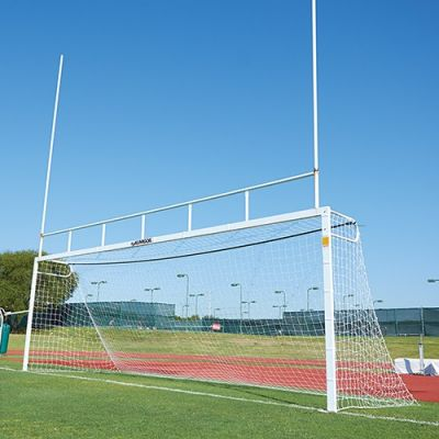 Football/Soccer Combo Goal Set - Athletic Products - Commercial Playground Equipment