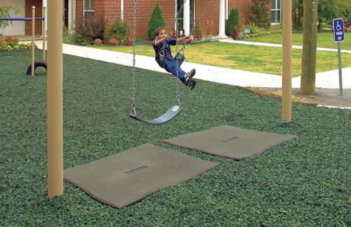 Commercial Playground Equipment - Swing Accessories - Wear Mats - American Parks Company