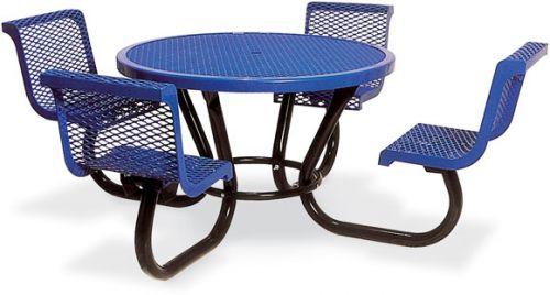Round Contour Table