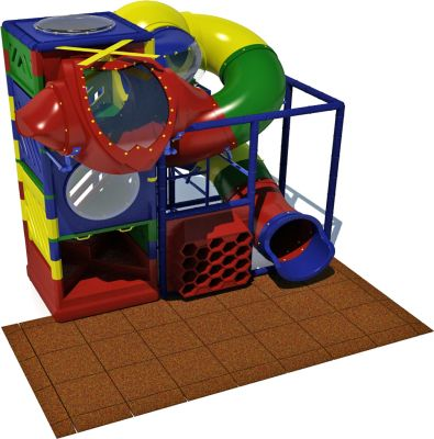 Junior 200 - Indoor Playground - American Parks Company