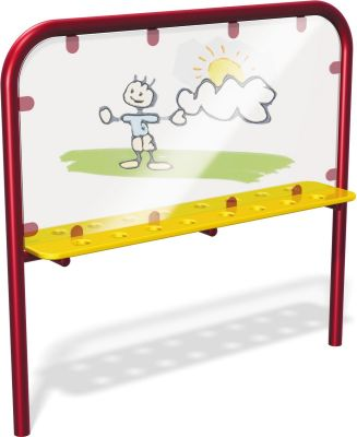 Paint & Play - Independent Play Equipment - Commercial Playground