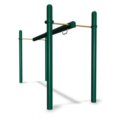 Single Track Ride   Independent Play   Commercial Playground Equipment