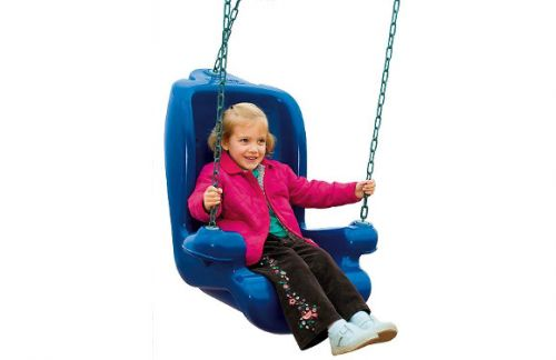 Commercial Playground Equipment - One-for-All Swing Seat - ADA Accessible Swing Parts - American Parks Company