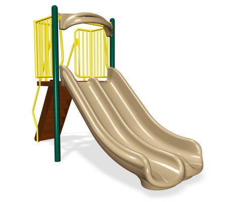 4' Double Velocity Slide