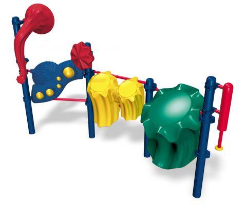 Quartet - Music Play - Commercial Playground Equipment