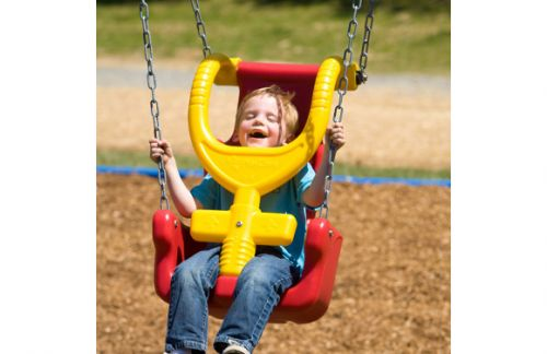 Commercial Playground Equipment - Age 2-5 Made-for-Me ADA Swing Seat - American Parks Company