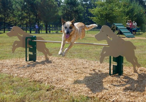 Rover Jump Over - Dog Park Equipment - American Parks Company