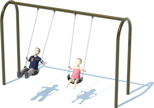 Arch Swing Frame | Swing Sets | American Parks Company