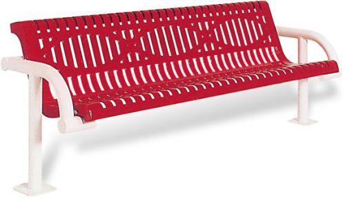 Contour Cantilevered Bench