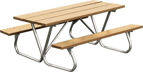 Bolt-Thru Recycled Heavy Duty Table