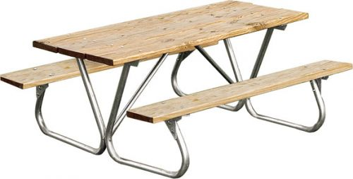 Heavy Duty Rectangular Table