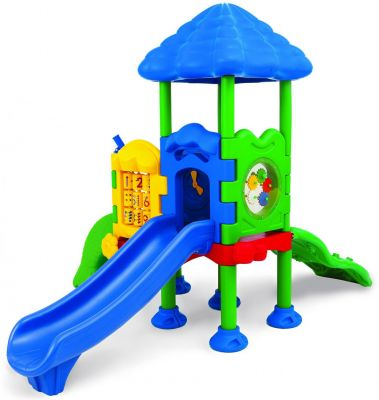 Discovery Center 2 - Front View - Commercial Playground Equipment
