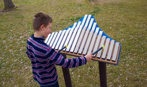 Duet - Outdoor Musical Instruments - American Parks Company