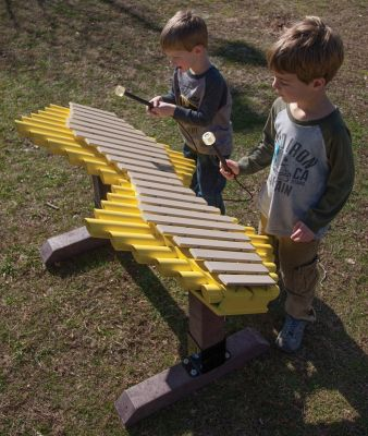 Imbarimba - Outdoor Musical Instruments - American Parks Company