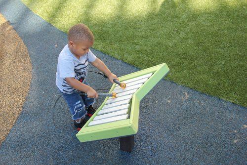 Cadence Tenor Marimba - Outdoor Musical Equipment - American Parks Company