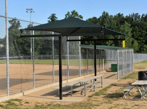 American Parks Company - Shade & Shelter - T-Cantilever Shade