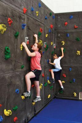 Superior Climbing Wall