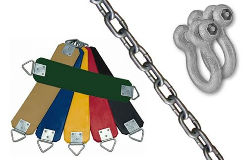 Complete Belt Swing Replacement Kit - American Parks Company