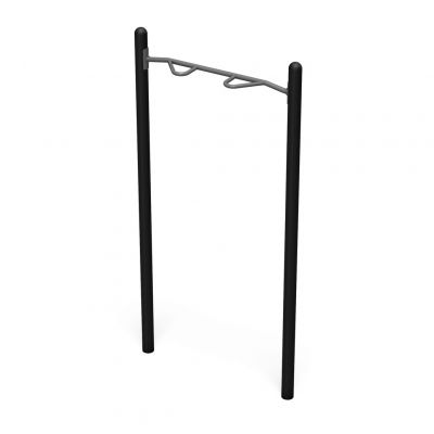 Chin-Up Bar - Outdoor Fitness Equipment - American Parks Company