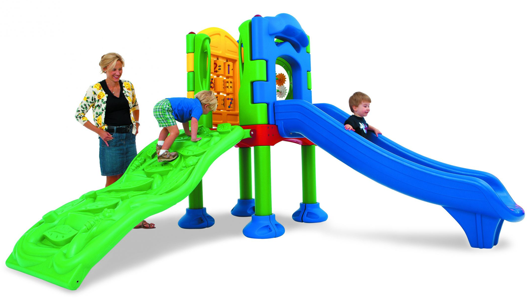 Discovery Center 1 | Budget Friendly Play Structures | Commercial Playground Equipment