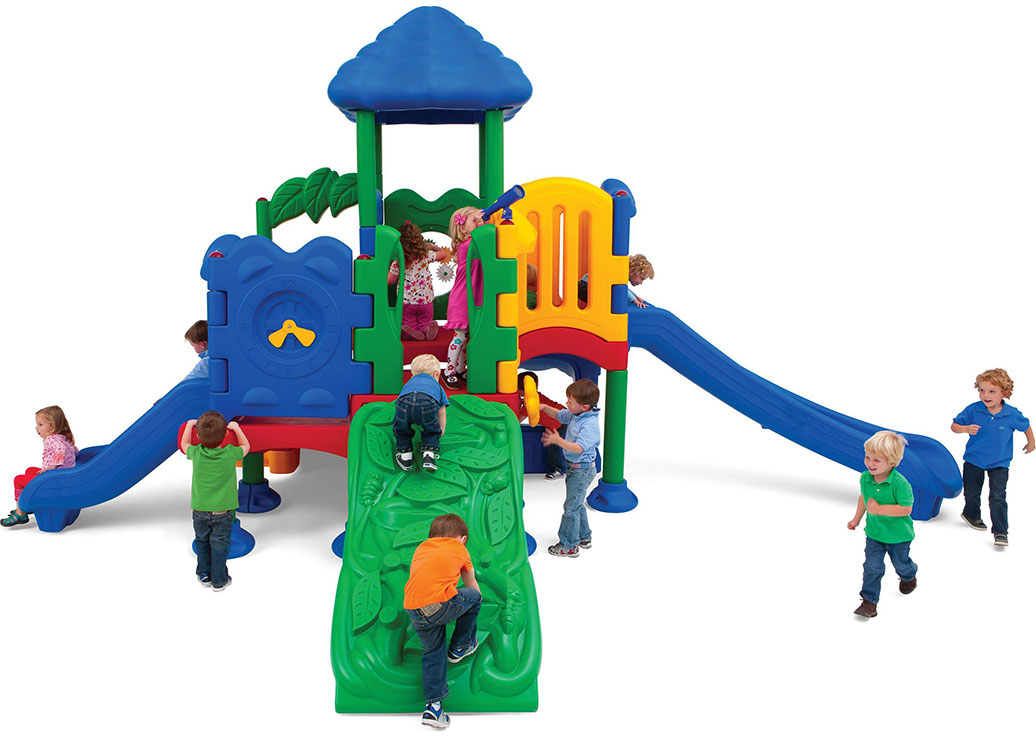 Discovery Center 5 Commercial Playground