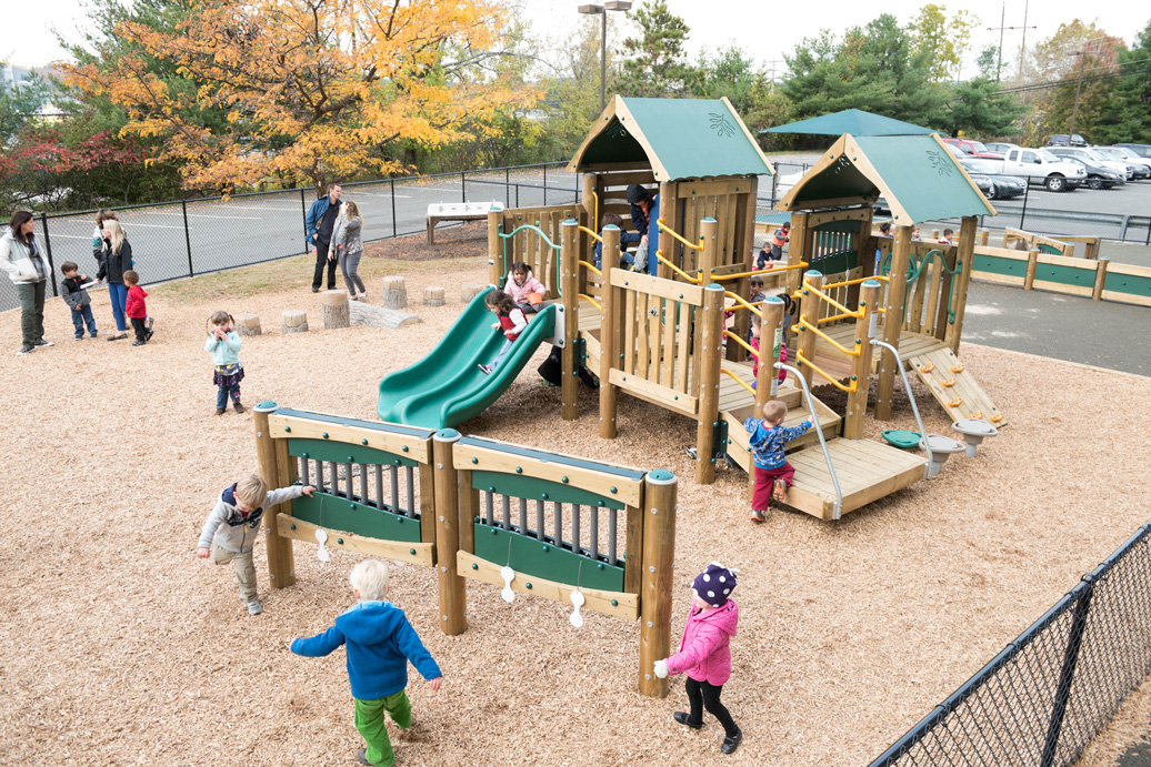 Hamlet - commercial playground equipment - lifestyle
