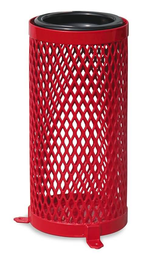 11' Diamond Pattern Ash Urn