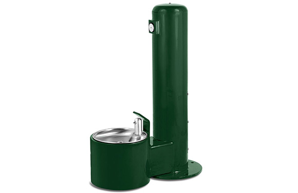 Fido Fountain - Dog Park Equipment - American Parks Company