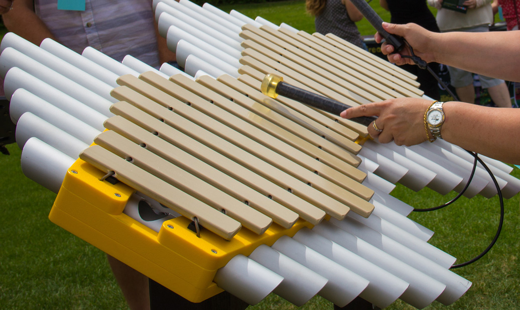 Imbarimba - Outdoor Musical Instruments - American Parks Company