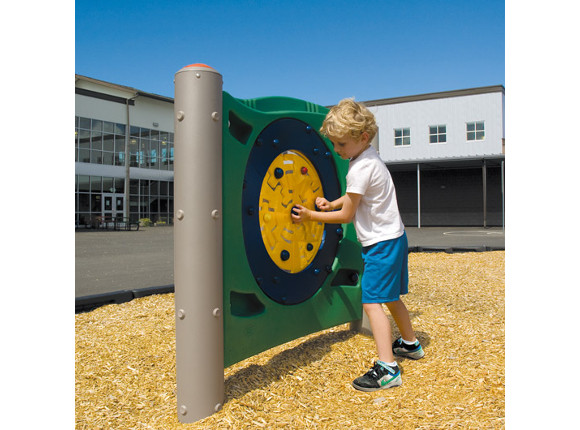 Labyrinth Panel - Outdoor Learning - Commercial Playground Equipment