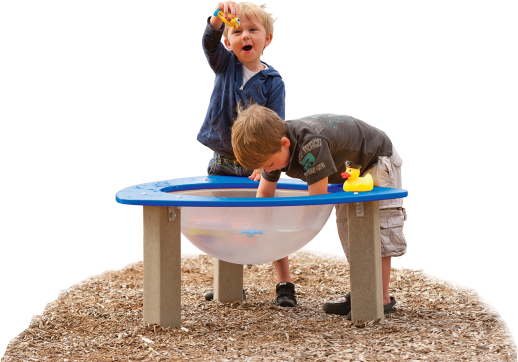 Learning Puddle | Sand & Water Playground Equipment
