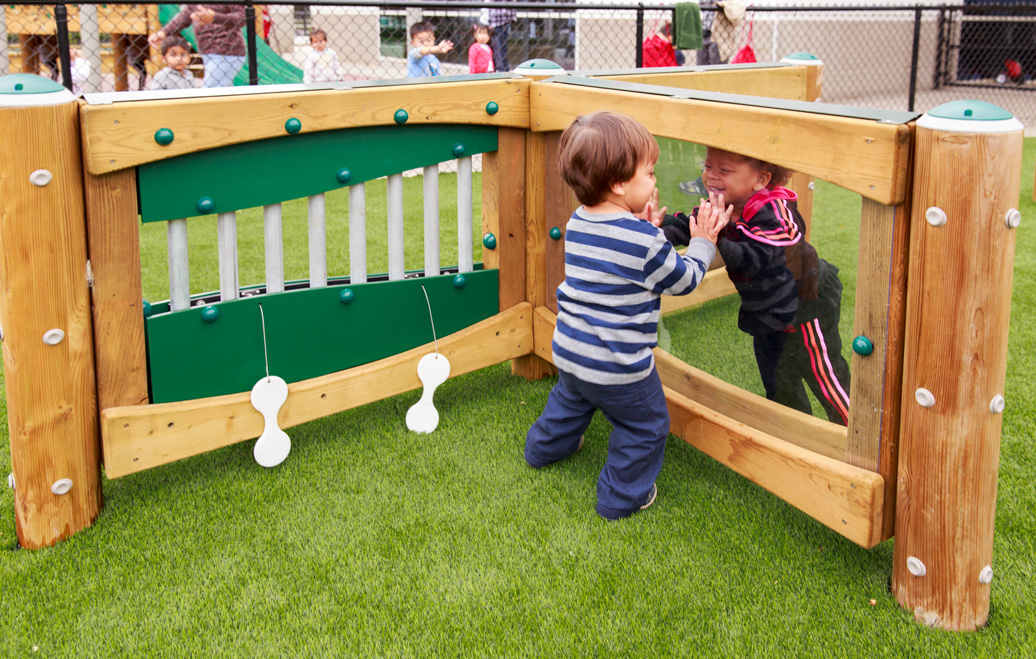 Peek n Play Toddler Playground Equipment