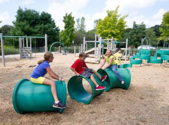 Moving Tunnels - Independent Play - Climbers - Commercial Playground Equipment