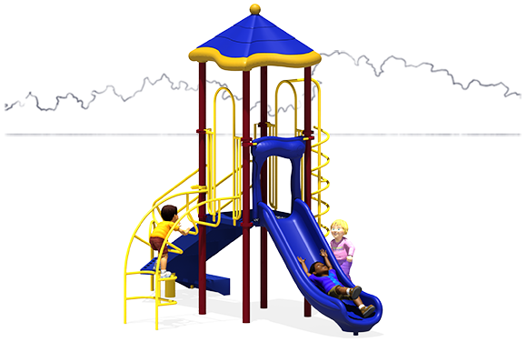 High Hopes - Commercial Playground Equipment - Primary - Front