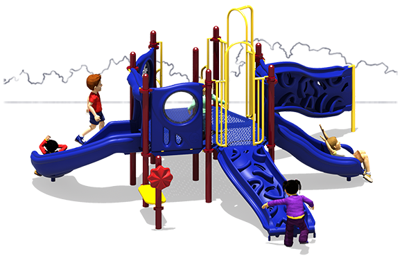 Primrose Path - Primary Color Scheme - Front View - HOA Playground