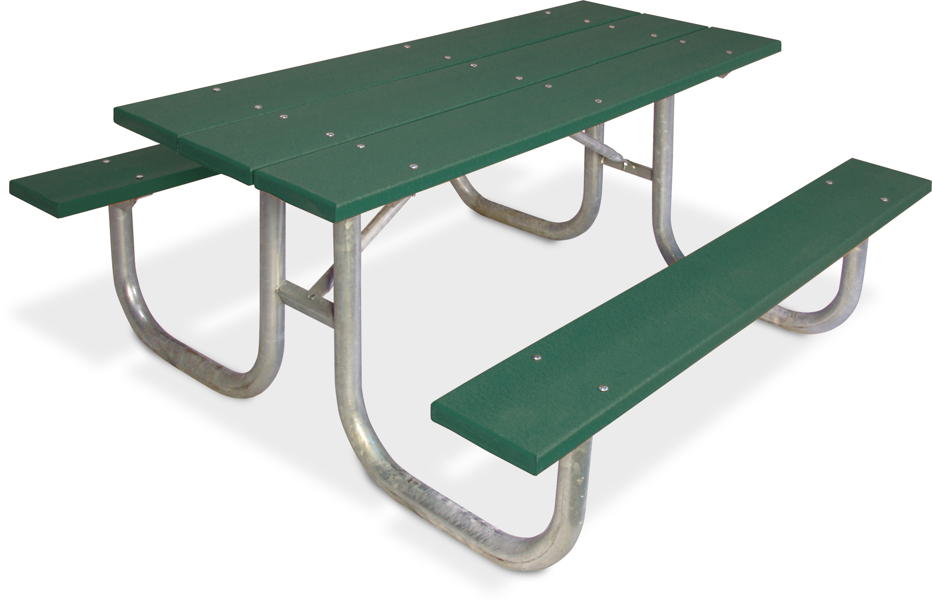 Recycled Heavy Duty Picnic Table